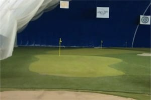 Links & Tees Indoor Golf Dome