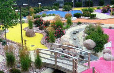 Ball Fore Miniature Golf Course