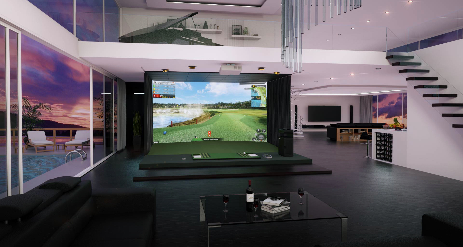 The power of the golf ball in northfield chicago golf report for Home zone wallpaper northfield
