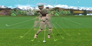 Virtual Golf Swing