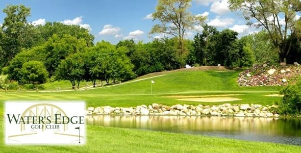 WATERS EDGE CHICAGO GOLF
