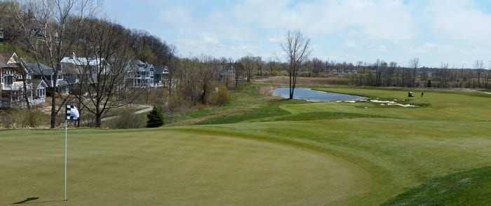 Harbor Shores - 7th Hole