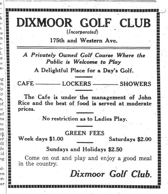 DIXMOOR-GOLF-CLUB AD