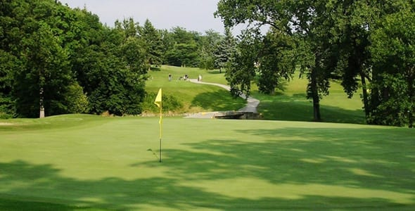 Orland Park Golf Course Silver Lake Opens Driving Range