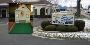 AHLGRIM ACRES FUNERAL GOLF COURSE