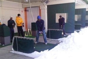 The Driving Range at the Libertyville Sports Complex