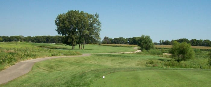 Prairie Bluff - 14th Hole