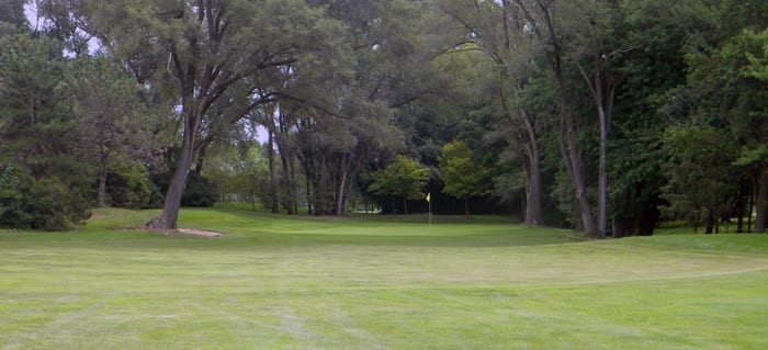 Old Top Farm Golf Course