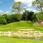 Water's Edge Golf Club - 11th Hole