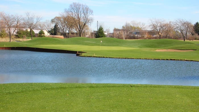 Willow Glen Golf Club - 7th Hole