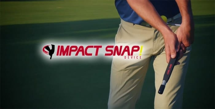 Impact Snap Golf Training Aid Review - Chicago Golf Report