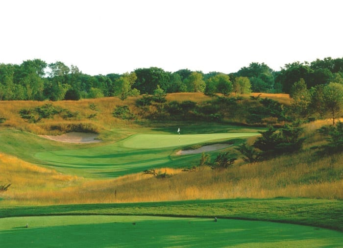 The Glen Club - 4th Hole