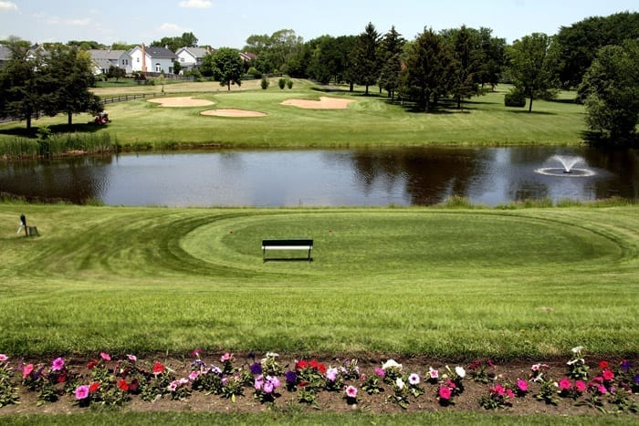 Vernon Hills Golf Course - 7th Hole