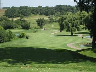 Chalet Hill Golf Club - 12th Hole