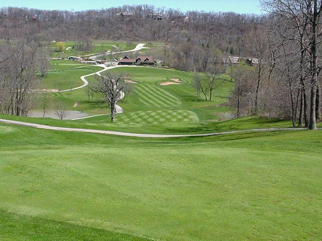 Eagle Ridge - South - 18th Hole
