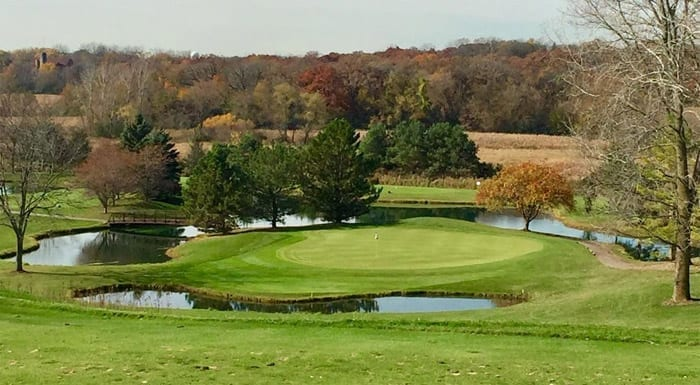 Prairie Isle Golf Club - 8th Hole