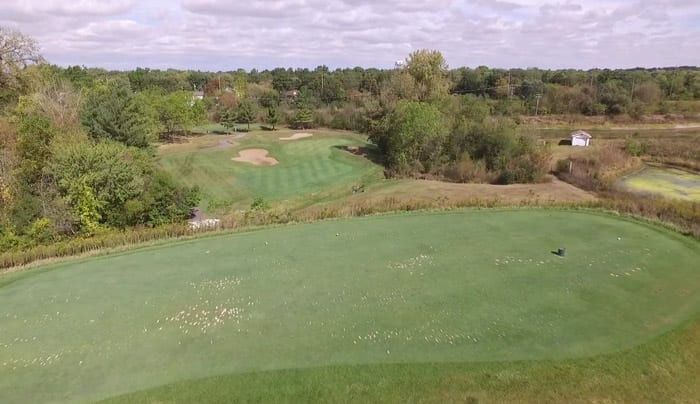 Settler's Hill Golf Club - 4th Hole