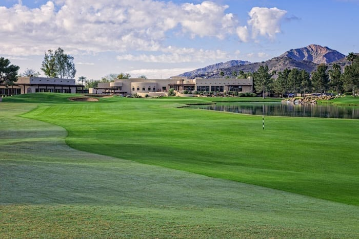 Camelback Padre - 9th Hole