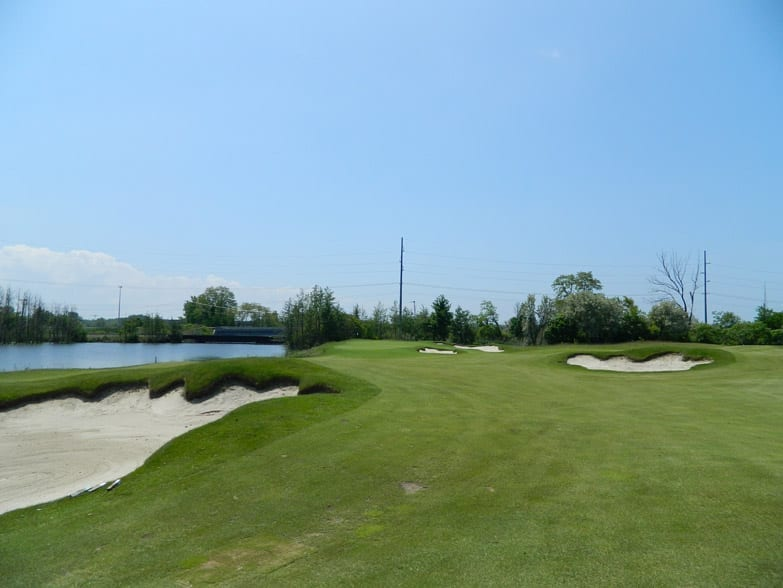 Harbor Shores - 3rd Hole